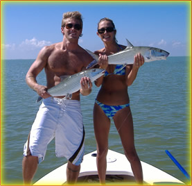Florida Keys Backcountry Fishing Picture Provided By Captain Sid Bryant