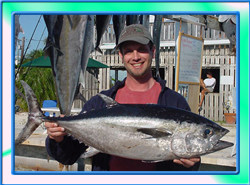 Florida Keys Fishing Photo - Tuna